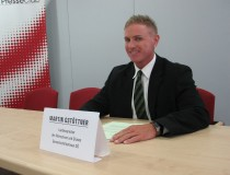 Martin Gstöttner, Landessprecher der AUGE/UG Oberösterreich