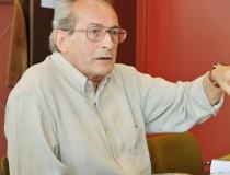 Der langjährige AUGE/UG-Aktivist und frühere Sekretär der Metaller-Gewerkschaft Heinzi Dürr hob auf der BetriebsrätInnen-Konferenz der AUGE/UG Oberösterreich die wichtige politische Bedeutung der Tätigkeit von BetriebsrätInnen hervor.