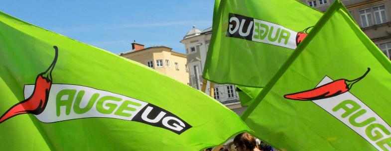AUGE/UG - Alternative, Grüne und Unabhängige GewerkschafterInnen